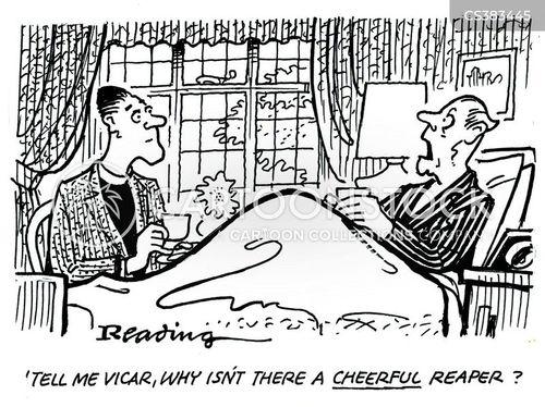 pleasant cartoon