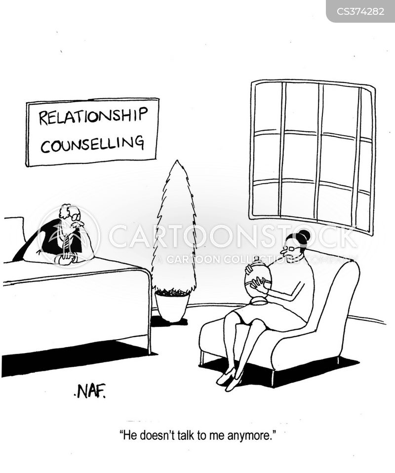 relationship counselling cartoon