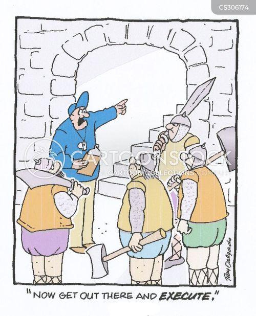 amphitheater cartoon