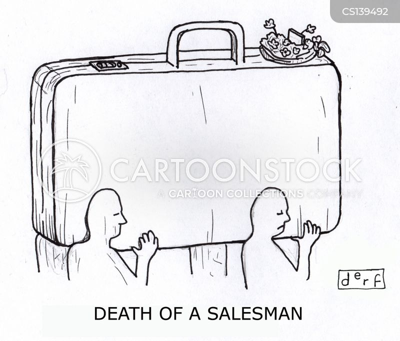 arthur miller cartoon