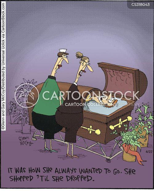 remembrances cartoon