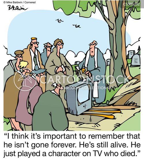 dramma cartoon