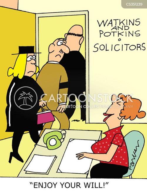 well wishers cartoon