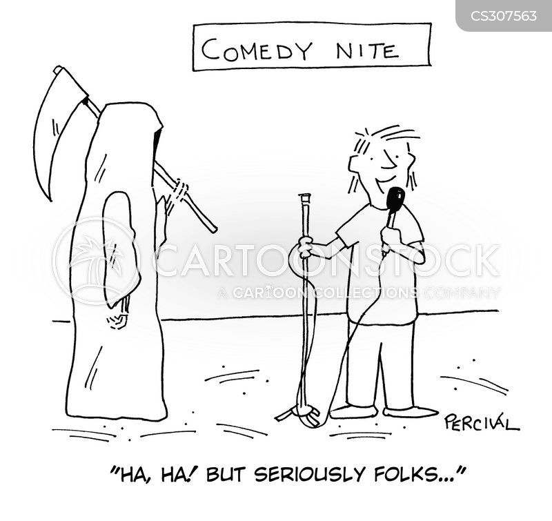 live audience cartoon