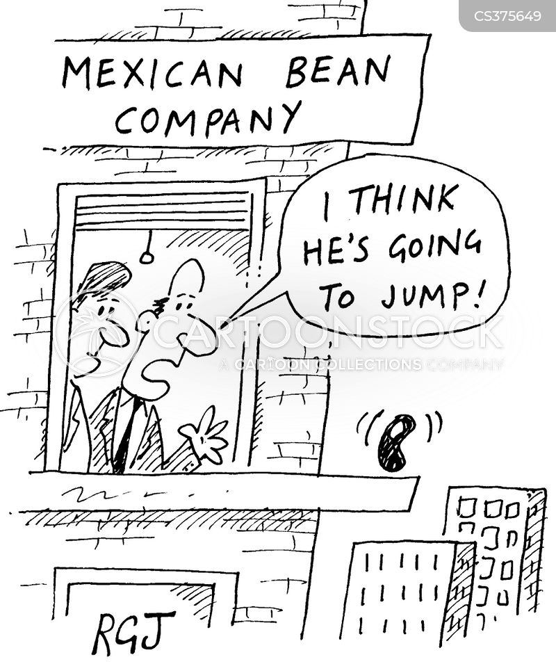 jumping beans cartoon