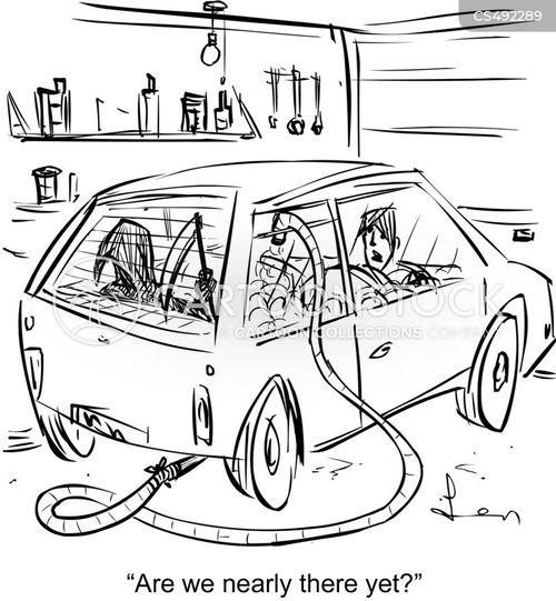 carbon monoxide cartoon