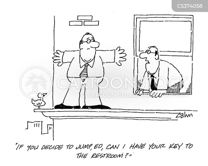 Bathroom Keys Cartoons And Comics Funny Pictures From Cartoonstock