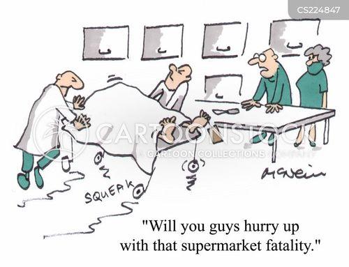 fatalities cartoon