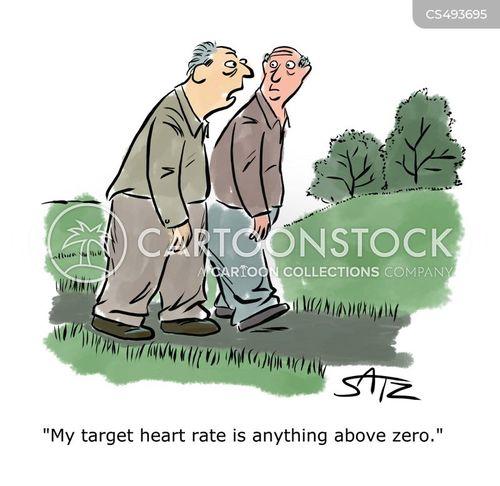 cardiovascular cartoon