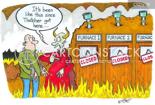tory policy cartoon