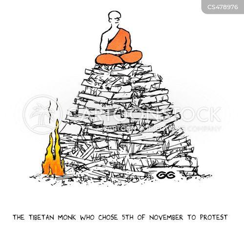 tibetan cartoon