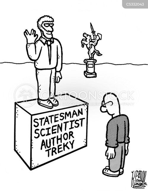 trekies cartoon