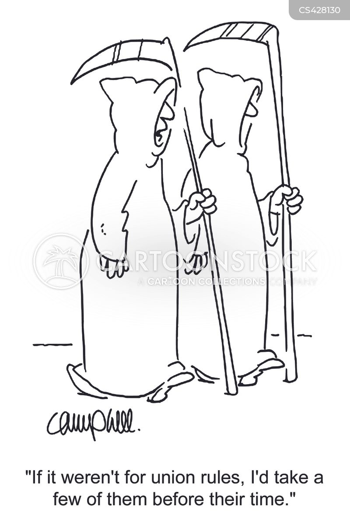 lifespans cartoon