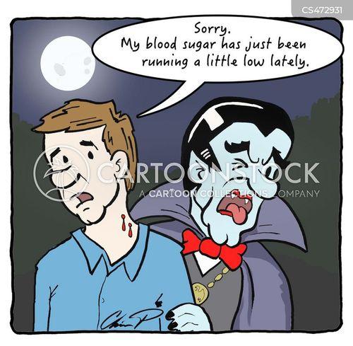 blood-suckers cartoon