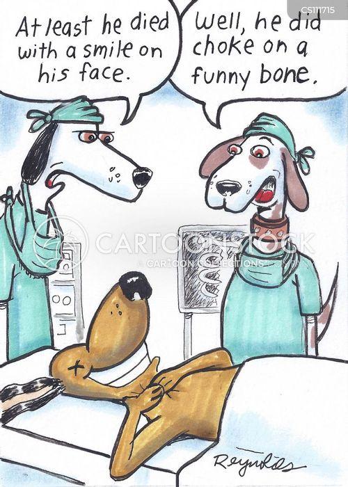 medical examiner cartoon