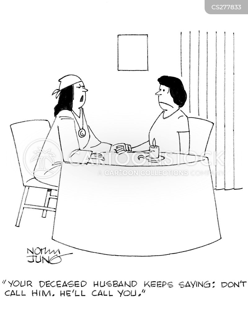 ouija board cartoon