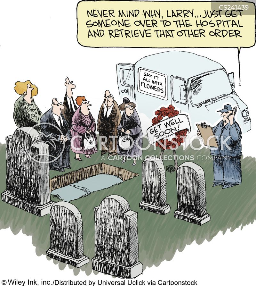 wreaths cartoon