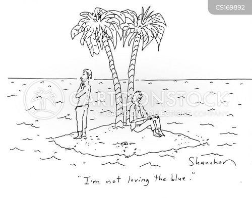rescuer cartoon