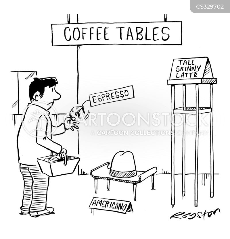 expresso cartoon