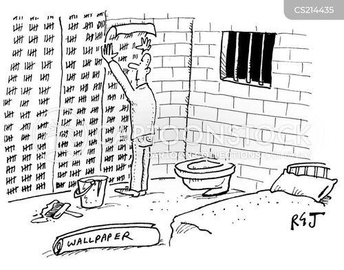 papering cartoon