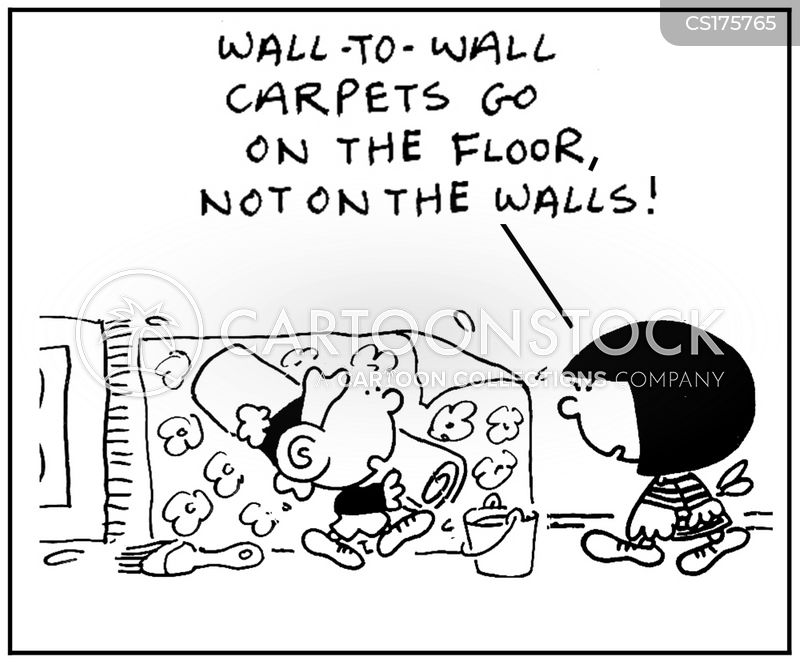 decorator cartoon