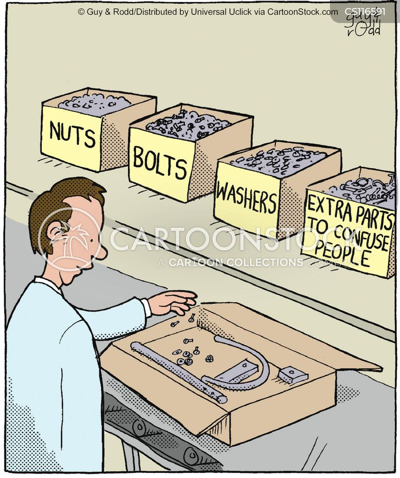 bolt cartoon