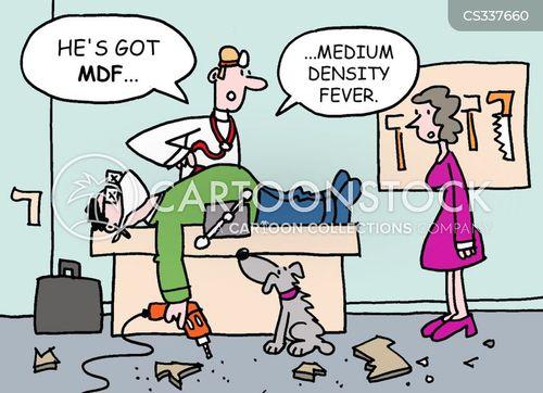 diy house cartoon