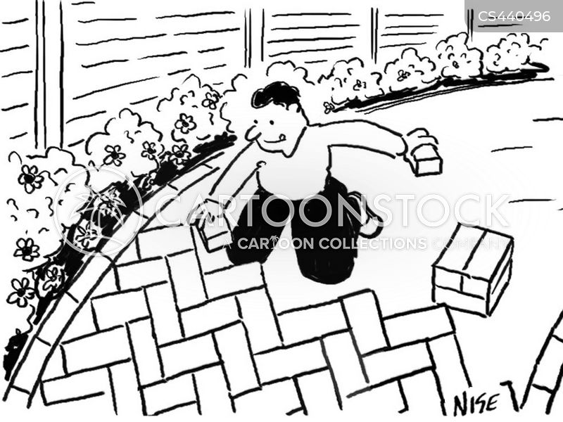 Paver cartoons, Paver cartoon, funny, Paver picture, Paver pictures, Paver image, Paver images, Paver illustration, Paver illustrations