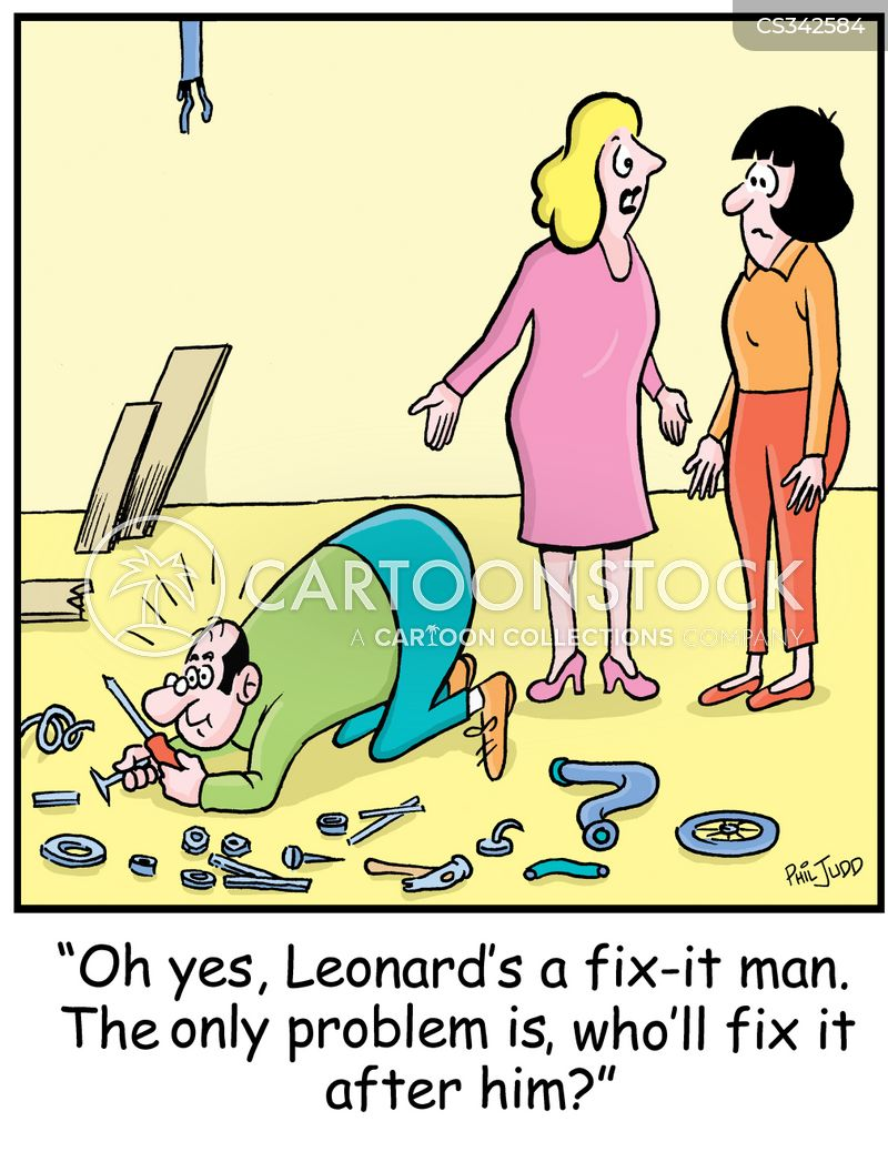 electricals cartoon