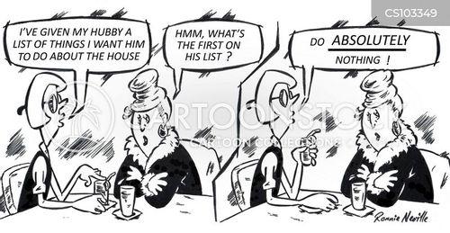 diy skill cartoon