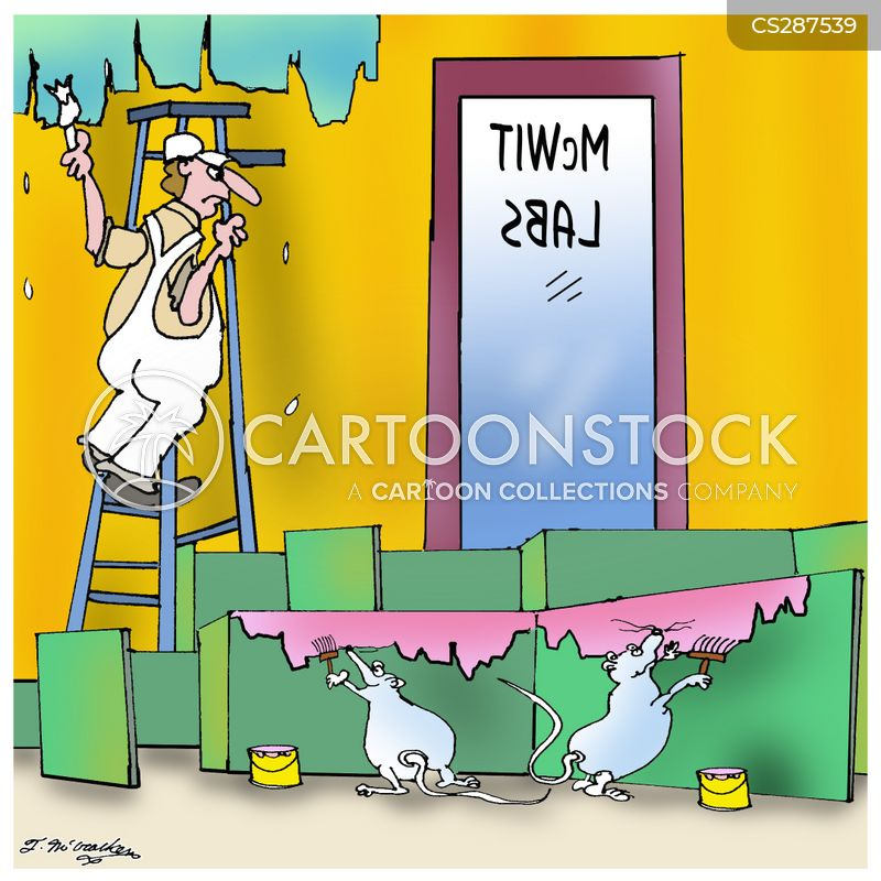 decors cartoon