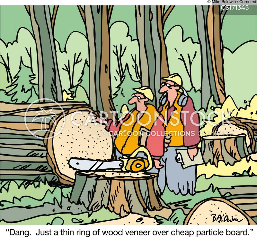 industry cartoon