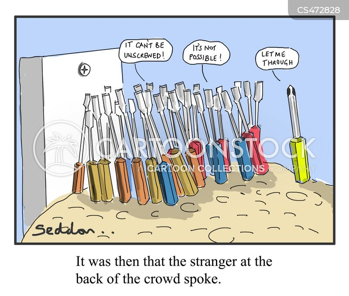 miracle workers cartoon