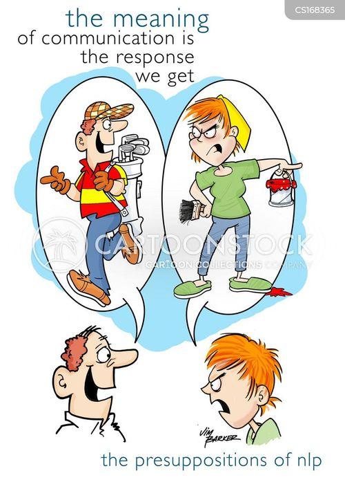 neurolinguistic programming cartoon