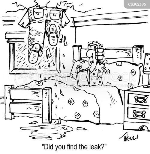 roofer cartoon