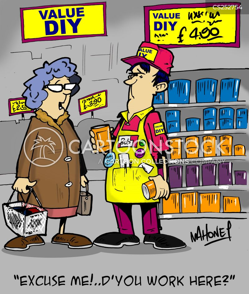 Diy Stores cartoons, Diy Stores cartoon, funny, Diy Stores picture, Diy Stores pictures, Diy Stores image, Diy Stores images, Diy Stores illustration, Diy Stores illustrations