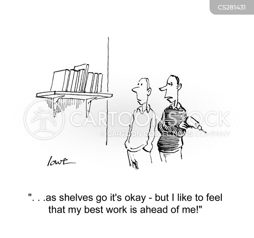 artistic career cartoon