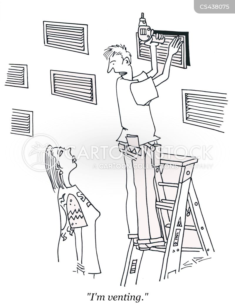 Vent cartoons, Vent cartoon, funny, Vent picture, Vent pictures, Vent image, Vent images, Vent illustration, Vent illustrations