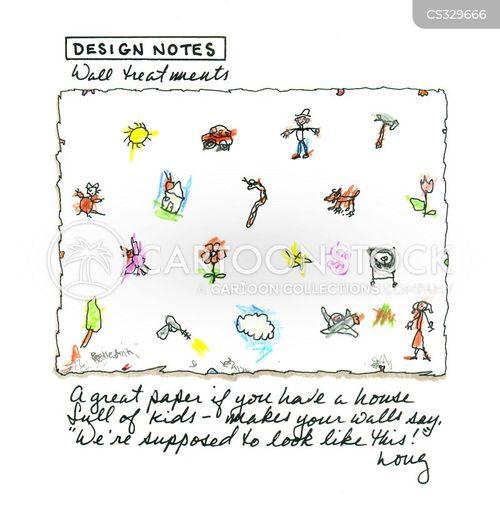 scribbles cartoon