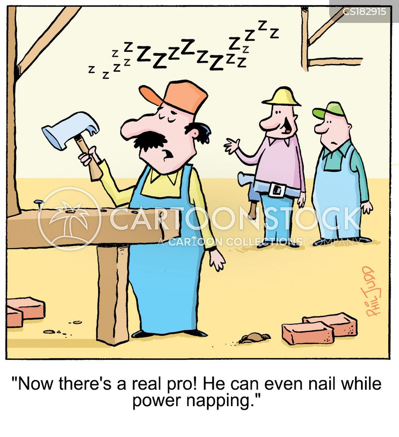 woodwork cartoon