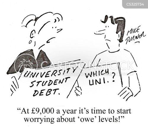 a-levels cartoon