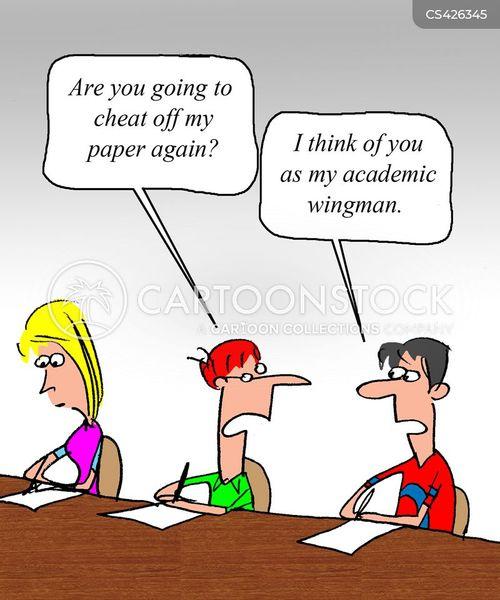 wingmen cartoon