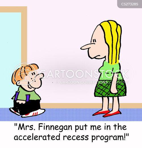 lower schools cartoon