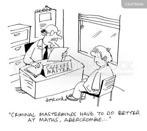 masterminds cartoon