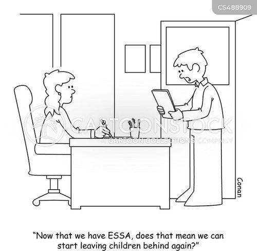 Every Student Succeeds Act Cartoons and Comics - funny ...