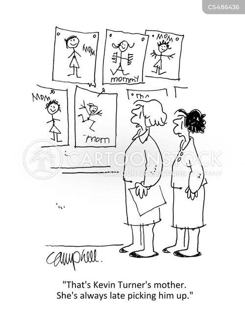 timekeepers cartoon