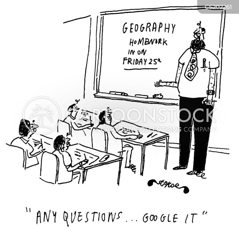 Coursework excuses for geography?
