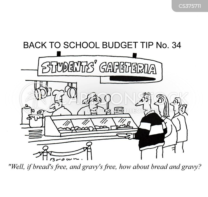 school canteen cartoons and comics funny pictures from school cafeteria clip art free School Cafeteria Lunch