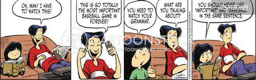 big games cartoon
