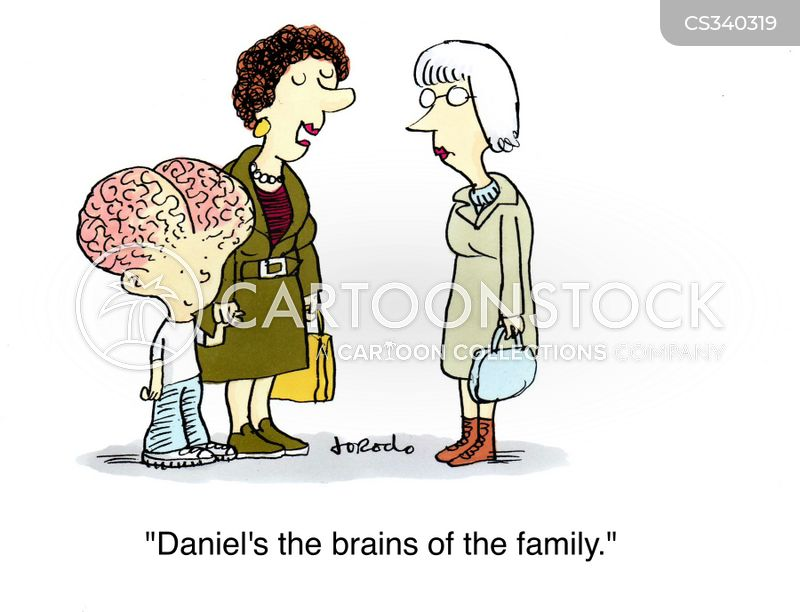 brainiacs cartoon